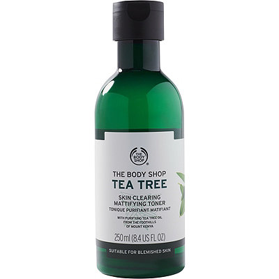 The body Shop green tree tea Toner